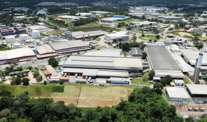 Polo Industrial de Manas. Zona Franca de Manaus. ZFM. Foto: Suframa / Divulgação