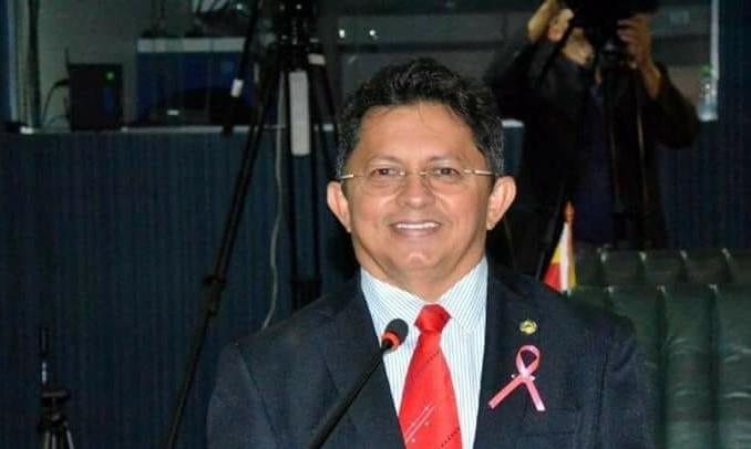 Sinésio Campos. Foto: Divulgação