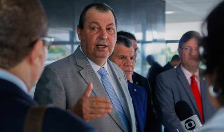 Foto: Senador Omar Aziz - Divulgação