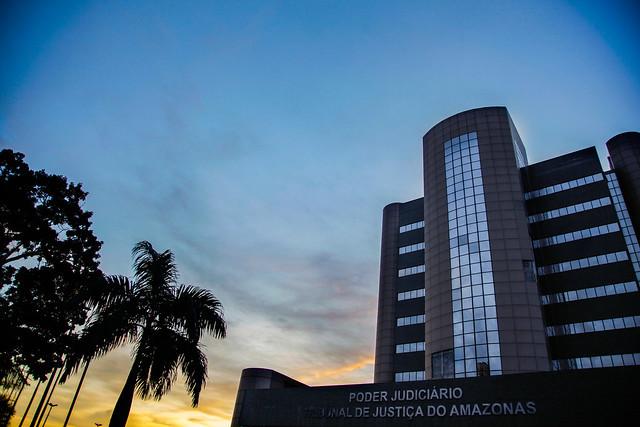 TJ Tribunal de Justiça do Amazonas. Foto: Divulgação
