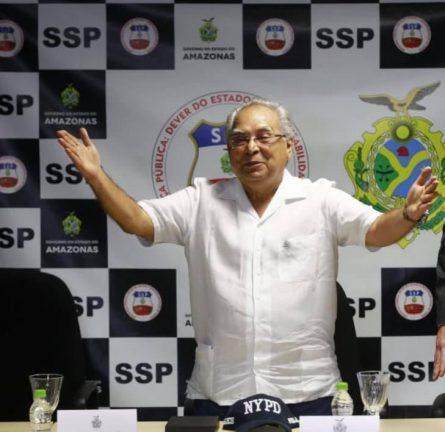 Foto: Divulgação. Ex-governador Amazonino Mendes