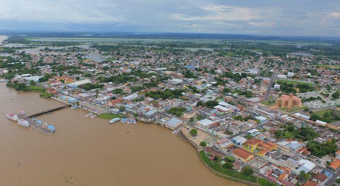 Foto: Facebook/Prefeitura de Parintins Via Site BNC