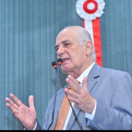 Deputado Serafim Correa. foto: Divulgação assessoria de comunicação