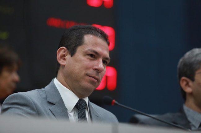 Deputado Marcelo Ramos. Divulgação