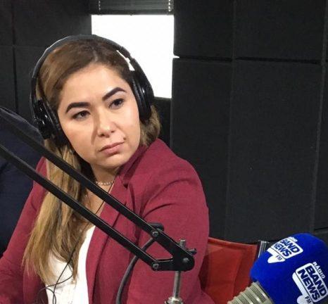 Daniella Cardoso. Foto: Band News