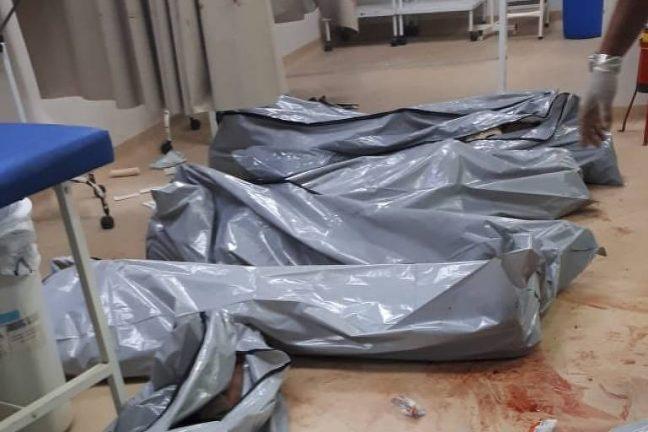 Foto: Mortos no Crespo - Divulgação
