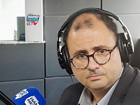 Foto: Marco Aurélio Choy Daniel Jordano/BandNews Difusora