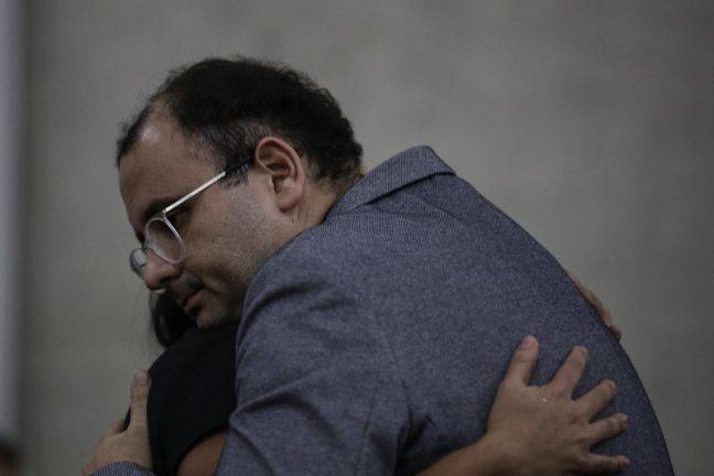 Manaus, 29/11/2019. Terceiro dia de julgamento do ''Caso Sotero'' no Tribunal do Júri. Foto: Raphael Alves