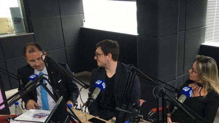 Fotos: Tawane Costa/ BandNews Difusora FM