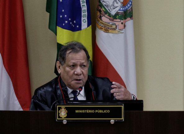 Foto: Francisco Cruz (Raphael Alves/Divulgação TJ-AM)