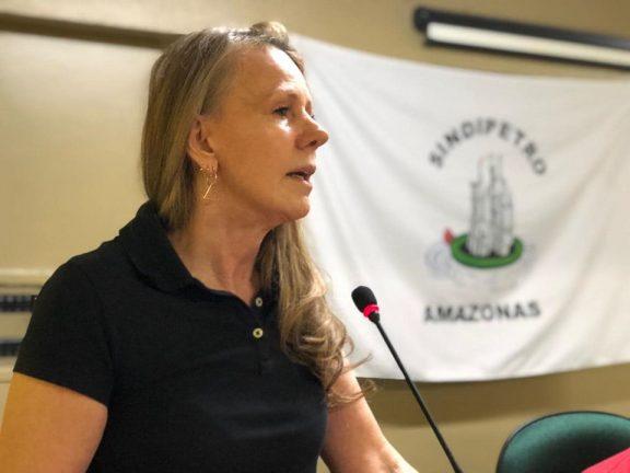 Foto: Ex-senadora Vanessa Grazziotin (Divulgação)