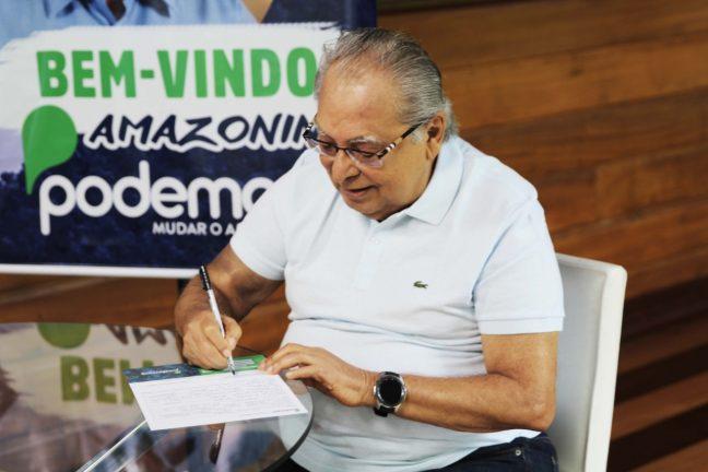 Foto: Amazonino Mendes (Divulgação)